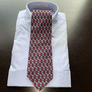 Vintage J. Garcia 100% Silk Tie